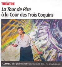 Article La Tour de Pise